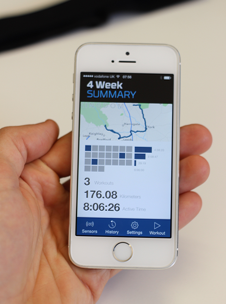 how to make garmin connect visible to wahoo fitness app